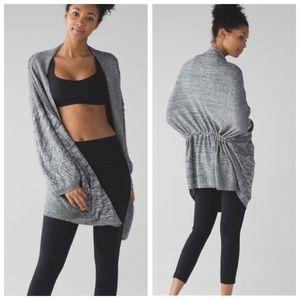 Lululemon Breeze Easy Knot Batwing Sweater